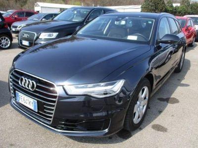 brugt Audi A6 Avant 2.0 TDI 190CV ultra S-Tronic NAVI PELLE XENO