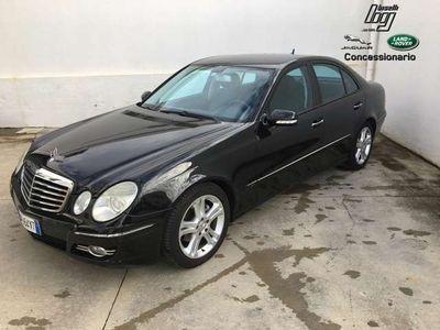 usata Mercedes E280 CDI Avantgarde *Solo Commercianti*