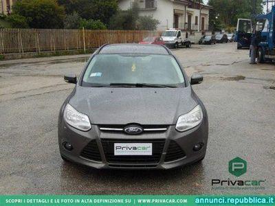 brugt Ford Focus 1.6 tdci 115cv sw business diesel