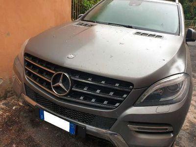 usata Mercedes ML250 BlueTEC 4Matic Sport aut.