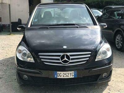 used Mercedes B200 CDI Chrome