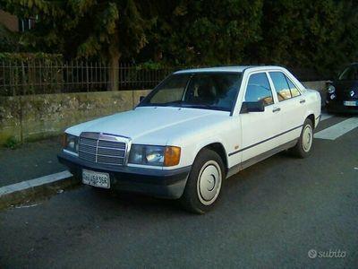 usata Mercedes 190 - 1987