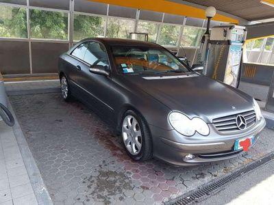 begagnad Mercedes CLK270 CDI cat Elegance