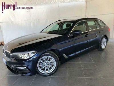usata BMW 520 Serie 5 d Touring Business