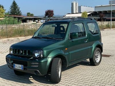 usata Suzuki Jimny 1.3i 16V 4WD JLX