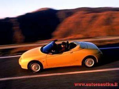 usata Alfa Romeo Spider 2.0i 16v twin spark cat l benzina