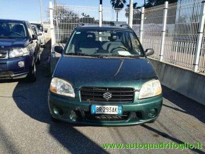 usata Suzuki Ignis 1.3i 16V cat 4WD GL Cambio Rotto