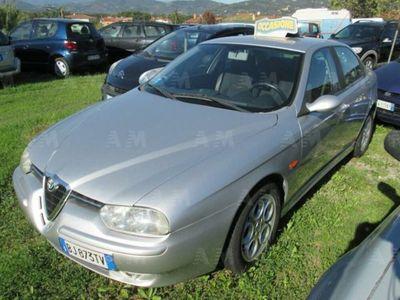 usata Alfa Romeo 2000 156 1.8i 16V Twin Spark cat delusata a Lamporecchio
