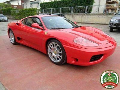 usata Ferrari 360 Modena F1..TUTTI SERVICE