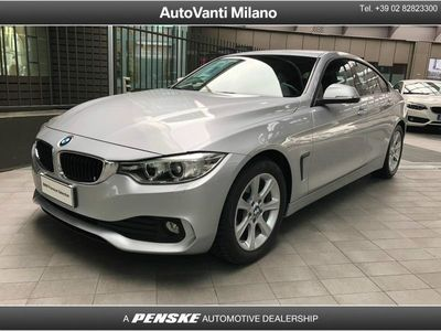 used BMW 420 Gran Coupé d Advantage