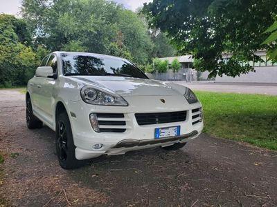 usata Porsche Cayenne S 4.5 PERFETTA TAGLIANDATA gommata tettuccio