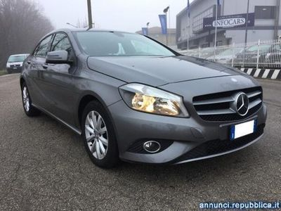 gebraucht Mercedes A180 CDI Executive Automatica