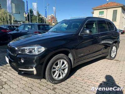 usata BMW X5 xDrive25d UNIPROPRIETARIO PELLE NAVI IVA ESPOSTA