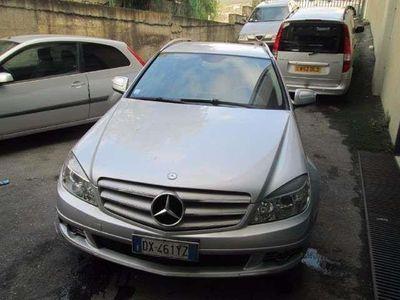 usata Mercedes C220 CDI S.W. Avantgarde FIRST