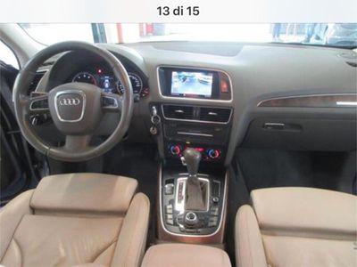 used Audi Q5 tsi