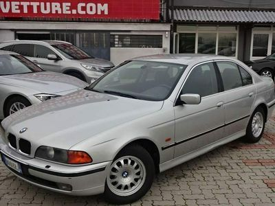 usata BMW 520 Serie 5 24V cat Eletta - Bollo e assic. agevolate