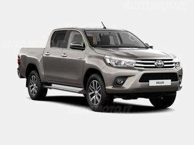 usata Toyota HiLux Pick-up 2.D-4D 4WD porte Double Cab Lounge nuova a San Lazzaro di Savena