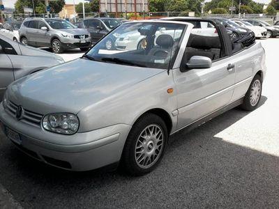 brugt VW Golf Cabriolet Cabrio 1.8 cat (75 CV) Basic karmann