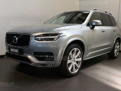 brugt Volvo XC90 D5 AWD Geartronic Business Plus nuova a Palermo