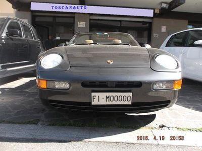 usata Porsche 968 Cat Cabriolet Usato