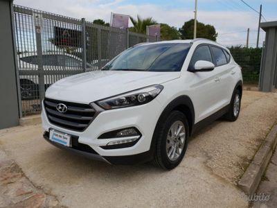 gebraucht Hyundai Tucson 1.7 CRDi Premium/Navy/Led/Retrocam