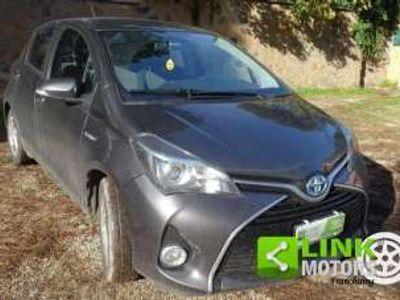 usata Toyota Yaris Berlina Elettrica-Benzina