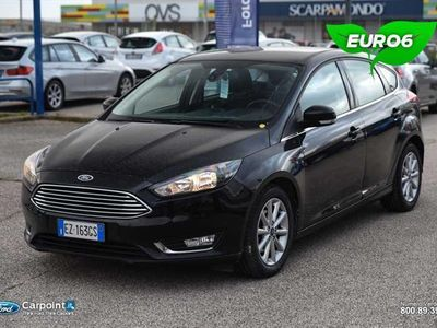 usata Ford Focus 1.5 tdci Titanium s&s 120cv 5p
