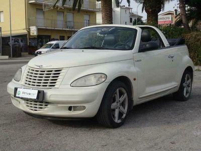 usata Chrysler PT Cruiser cabrio 2.4 turbo Gt