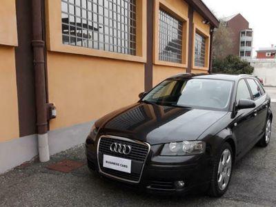 usata Audi A3 Sportback 2.0 tdi 140 cv ambition - occasione!