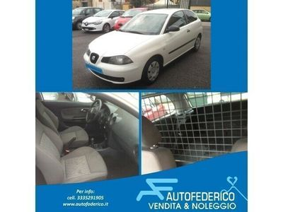 usata Seat Ibiza 1.4 TDI 3p. Reference Van