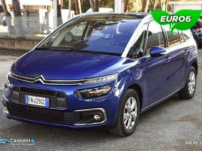 usado Citroën C4 g.pic. 1.6 bluehdi Feel s&s 120cv