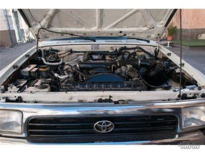 brugt Toyota 4 Runner 4 Runner 2.4 turbodiesel 5 porte