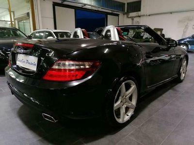 usata Mercedes SLK250 classe slkcdi blueefficiency premium