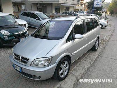 usata Opel Zafira 2.0 16V DTI cat Elegance 7 posti