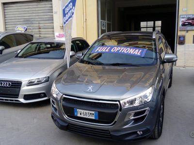 usata Peugeot 4008 1.8 hdi 150 cv full optional