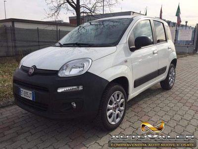 usata Fiat Panda 4x4 1.3 multijet Van 2 Posti,S&S