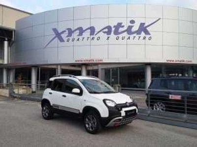 usata Fiat Panda Cross 0.9 TwinAir 4x4 5 POSTI Benzina