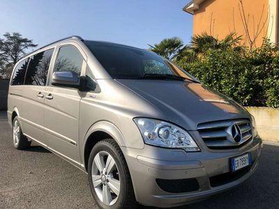usata Mercedes Viano 2.2 CDI Long - Auto - 8 Posti - Pelle - Tetto - EL