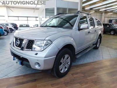 usata Nissan Navara 2.5 dCi 4 porte Double Cab LE AUTOMATICO N1 rif. 14361275