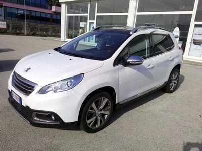 usata Peugeot 2008 1.6 E-hdi 115 Cv Usato