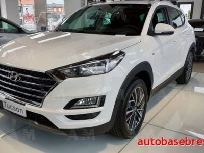 usata Hyundai Tucson 1.6 CRDi XPrime nuovo