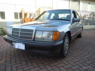 used Mercedes 190 2.0 gpl - 1991