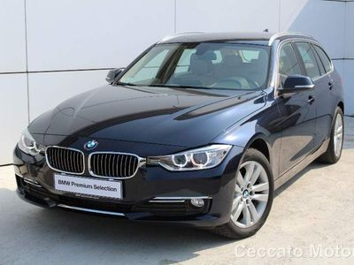 used BMW 320 Serie 3 Touring d xDrive Luxury del 2013 usata a Padova