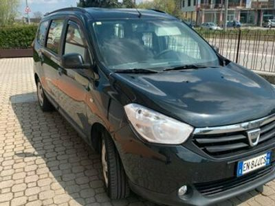 usata Dacia Lodgy 1.5 Blue dCi 8V 95CV 7 posti Comfort