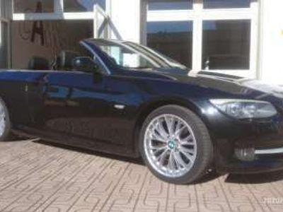usata BMW 320 Cabriolet d cat Futura