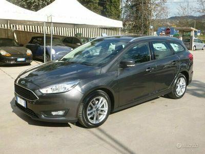 usata Ford Focus SW 1.5 Tdci 120cv BUSINESS