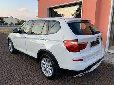 usata BMW X3 Xdrive30d 2016 NAVIPRO/PELLE TG