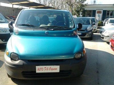 usata Fiat Multipla 100 16V bipower cat ELX