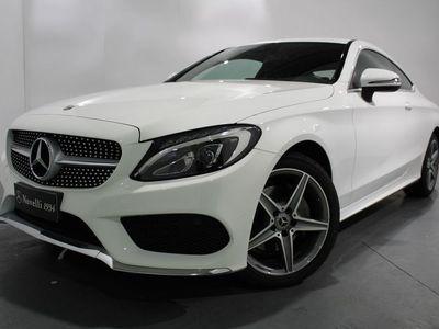 used Mercedes 220 Classe C Classe C-C205 2016 Coupe Diese C couped Premium 4matic auto