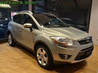 usata Ford Kuga 2.0 TDCi 136 CV 4WD Titanium DPF*TETTO PANORAMIC*1